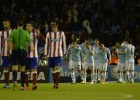 On-fire Celta and poor refereeing too much for Atleti