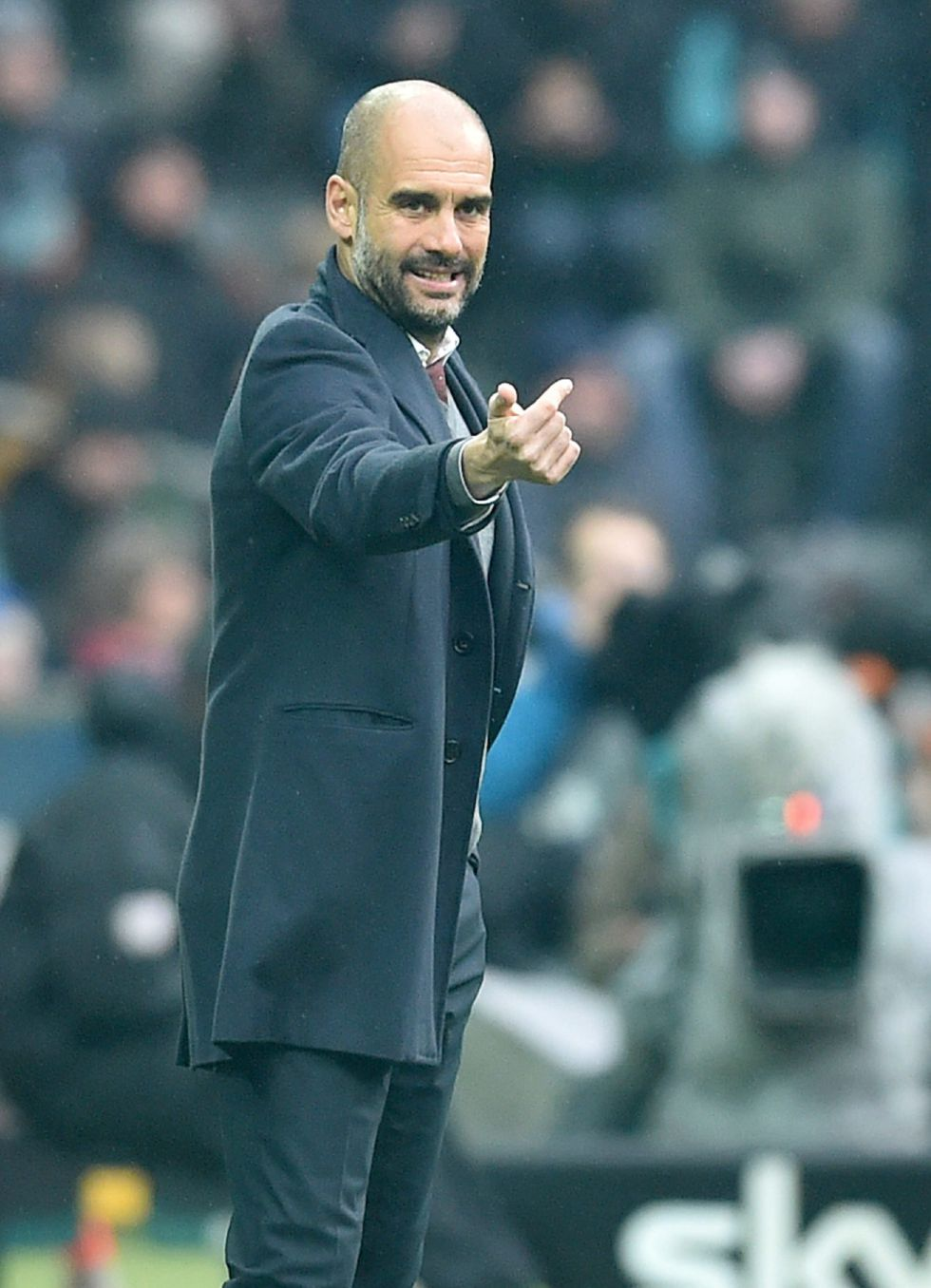 """Guardiola: """"It's a privilege to watch Messi play ..."""