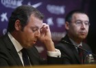 Public prosecutor requests prison sentence for Rosell & Bartomeu