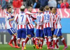 Atlético consolidate third position