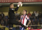 Villarreal confirm that Asenjo has a torn cruciate ligament
