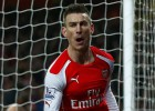 Madrid could pick up their interest in Koscielny