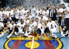 Real Madrid clinch Liga Endesa in Barcelona