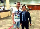 De Gea kicks back in Bali, with his future up in the air