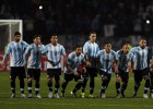 Argentina fear referee, Sandro Ricci