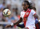 Manucho to stay with Rayo Vallecano until 2017