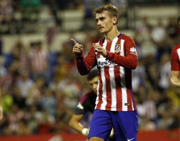 """Atlético """"significantly"""" increase Griezmann's release clause"""