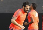 Appendix operation rules Negredo out for a month