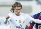 Luka Modric pulls the strings for Real Madrid