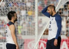 Benzema requests face-to-face in court with Valbuena