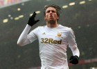 Michu signs for third division UP Langreo