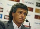Gorosito, confirmed as third Almería coach this season