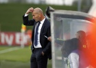 Real's senior players back Zidane for first-team job