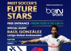 Raúl to open LaLiga Promises 2015 in Miami