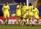 Late Bruno penalty maintains Villarreal's momentum