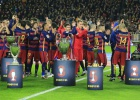 IFFHS: Barcelona best of 2015, Real Madrid sixth