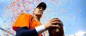 Peyton Manning de Denver Broncos estará en la Superbowl 50
