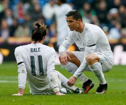 Recurring calf injury may keep Bale out for up to 3 weeks