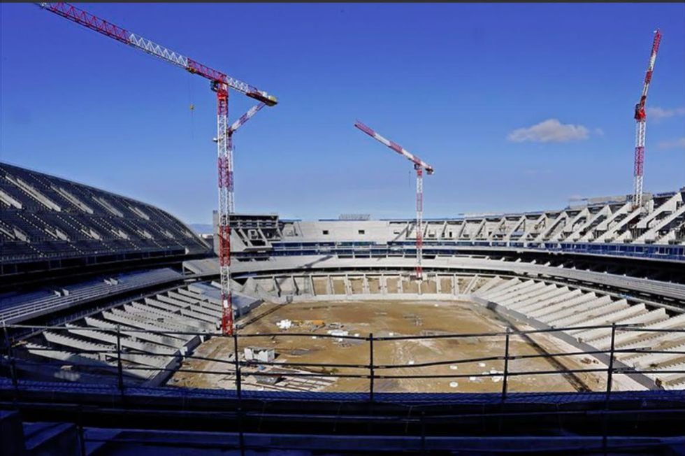 Are Atletico Madrid Building A New Stadium