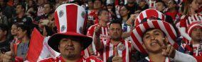 Chivas vs Dorados en vivo online