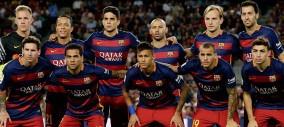 F.C. Barcelona celebración del doblete Camp Nou