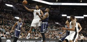Spurs 94-Grizzlies 68 | San Anotnio arrasa