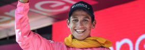 Chaves, líder en la etapa 20 del Giro de Italia en directo