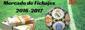 Mercado de fichajes 2016-2017