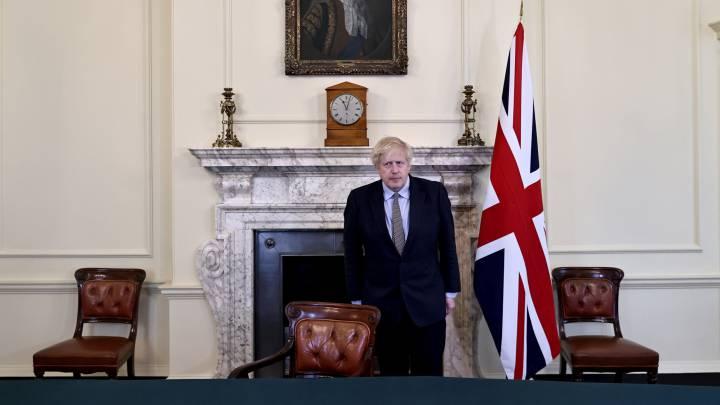 Boris Johnson explica su plan de desconfinamiento, Reino Unido a la expectativa