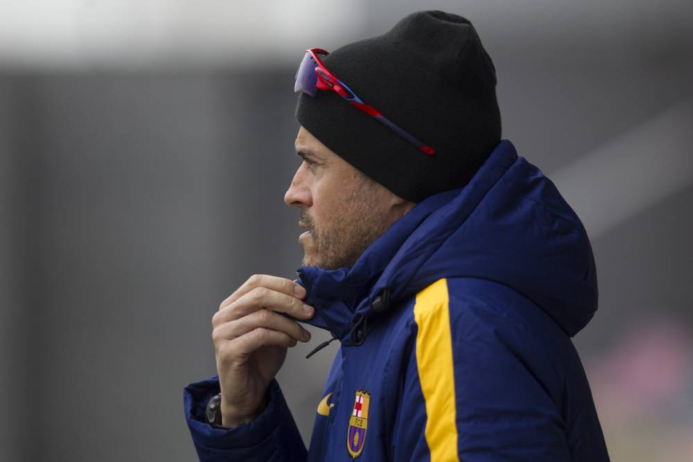 If I don't field Neymar tomorrow, they'll kill me - Luis Enrique