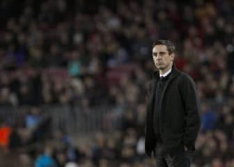 Neville scotches resignation talk