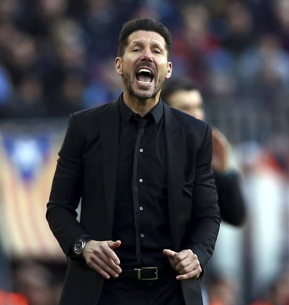 Inter Milan ready to go all out for Diego Simeone