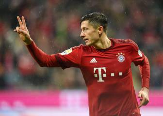 Lewandowski wants €18 million to stay at Bayern