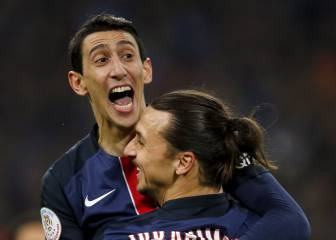 Ángel Di Maria helps PSG maintain unbeaten record
