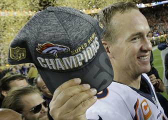 Manning fairytale as Denver stun Carolina in Super Bowl