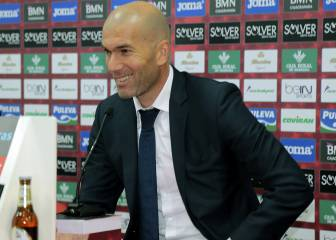 "Zidane: ""I admire Cristiano, he's never satisfied"""