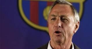 "Cruyff: ""I'm 2-0 up against cancer"""