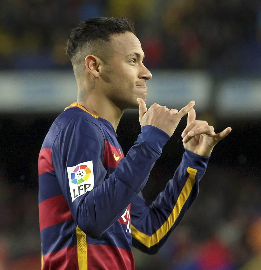 Espn Brasil Neymar Extends Barcelona Deal Until