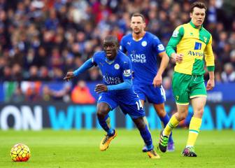 Kante gives Leicester a lift after recovering from injury