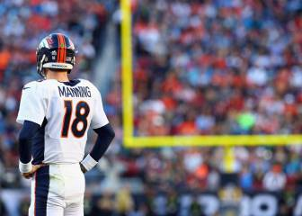 NFL legend Peyton Manning calls time on career