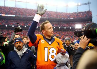 Plaudits aplenty for Peyton