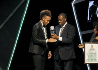 Aubameyang dethrones Toure as African Player of the Year