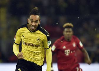 Dortmund keen to keep hold of Aubameyang