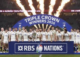 Debutant seals Triple Crown at Twickenham