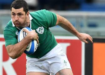 Ireland's Kearney out of Six Nations match with Scotland