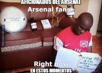 Spanish memers show no mercy to Arsenal and Juve