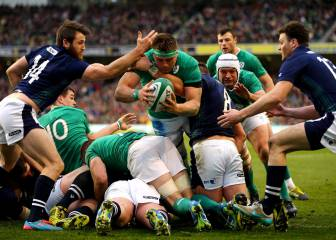 Ruthless Ireland punish indisciplined Scotland