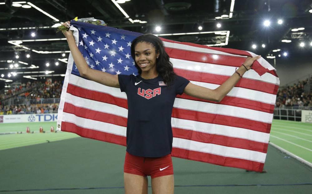 Vashti Cunningham all athletics