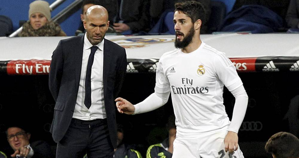 "Isco sends a message to the club: ""I want to stay here"""