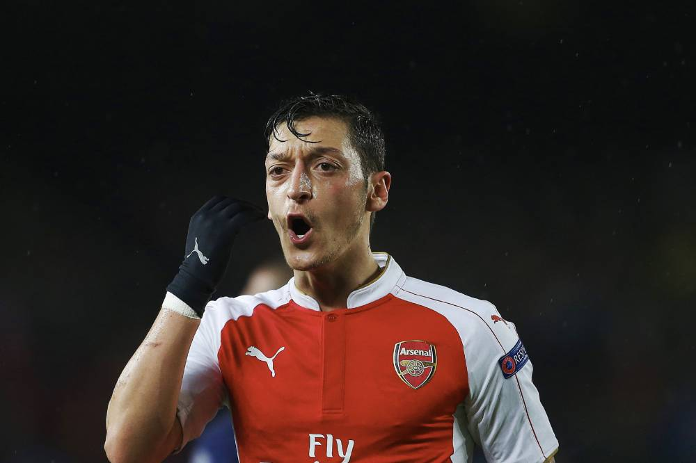 Barça are keeping tabs on Özil